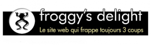 logo froggy's delight