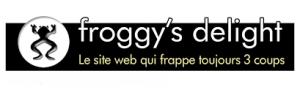 logo froggy's delight